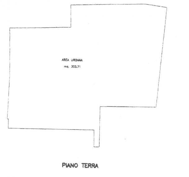 Fano - zona centro - schiera centrale in vendita