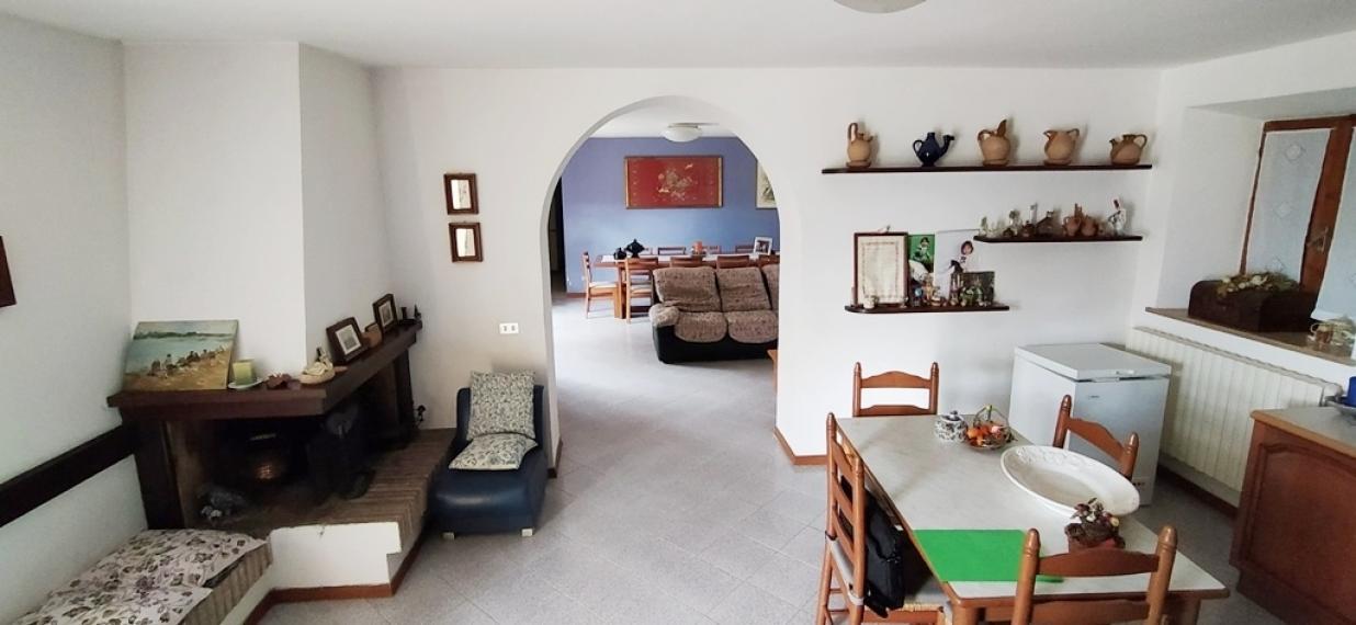 Fano - zona rosciano - unifamiliare casa singola in vendita