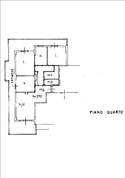 Fano - zona ospedale - appartamento in vendita