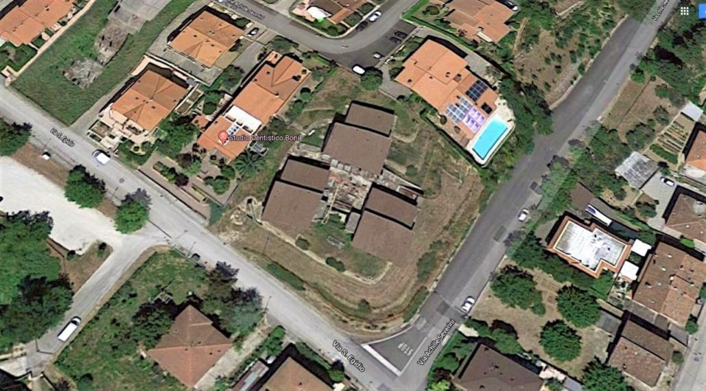 Colli al metauro - zona sant'egidio - unifamiliare villa in vendita