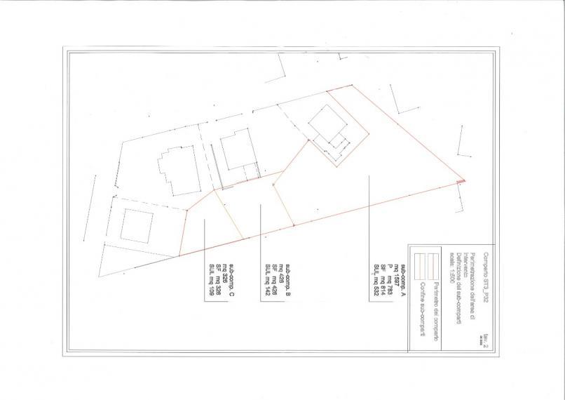 Fano - zona vallato - terreno in vendita