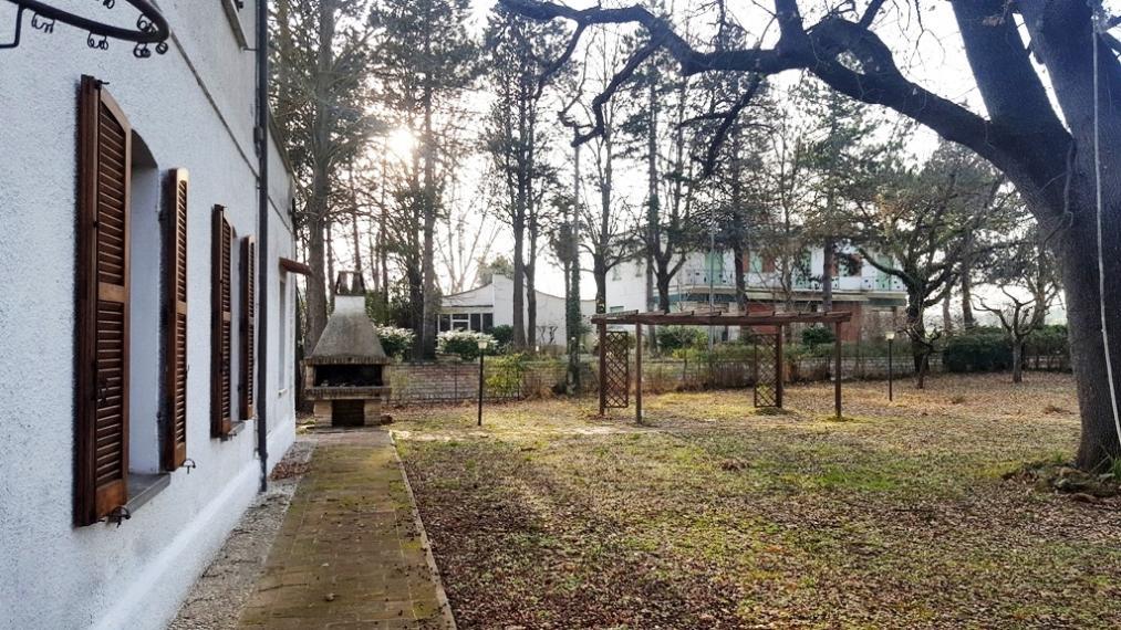 Fano - zona carignano - unifamiliare casa singola in vendita