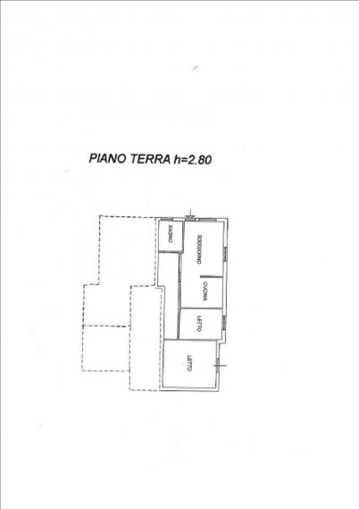 Mombaroccio - unifamiliare casa singola in vendita