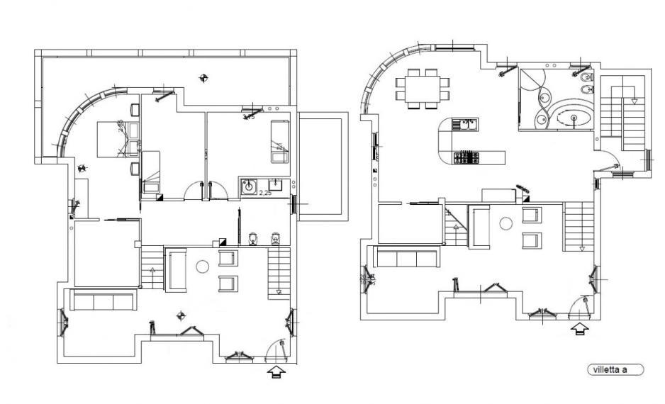 Colli al metauro - zona sant'egidio - unifamiliare villa in vendita