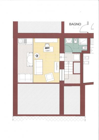 Fano - zona centro - appartamento in vendita