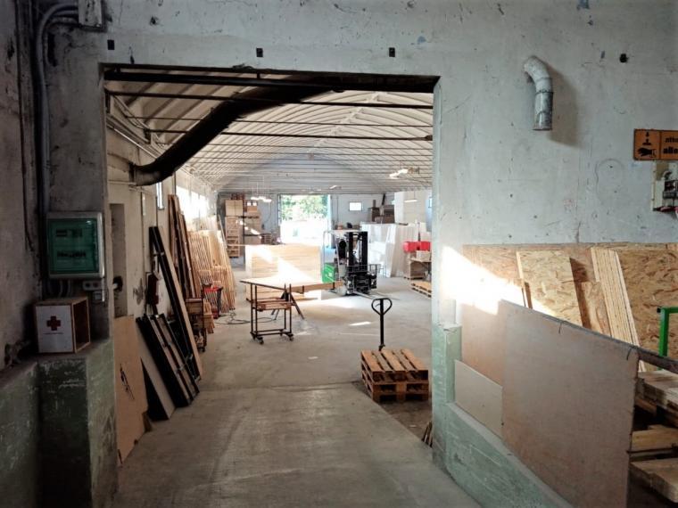 Sant'ippolito - capannone in vendita