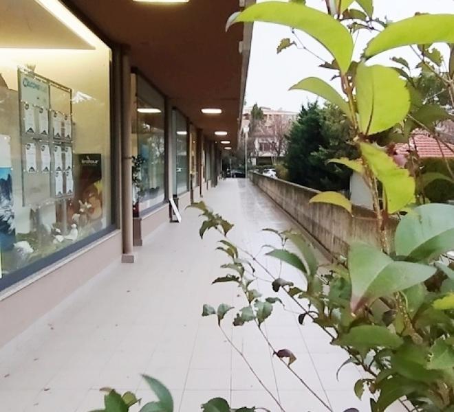 Fano - zona passeggi - ufficio in locazione
