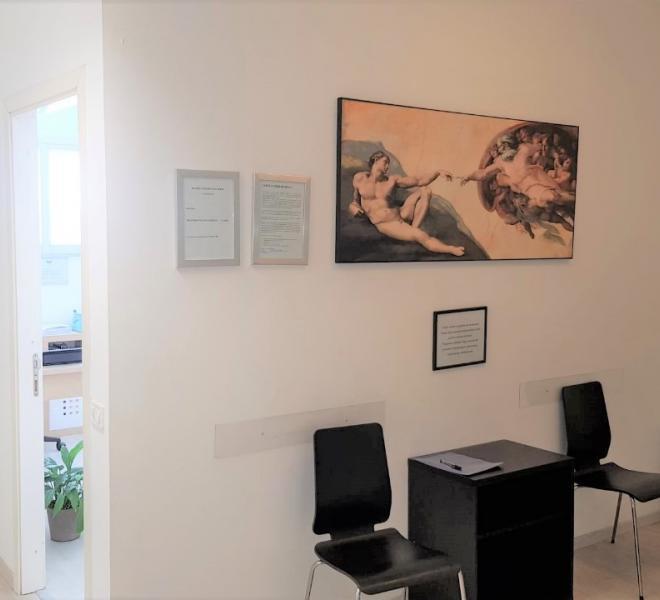 Fano - zona stadio-san lazzaro - ufficio in vendita