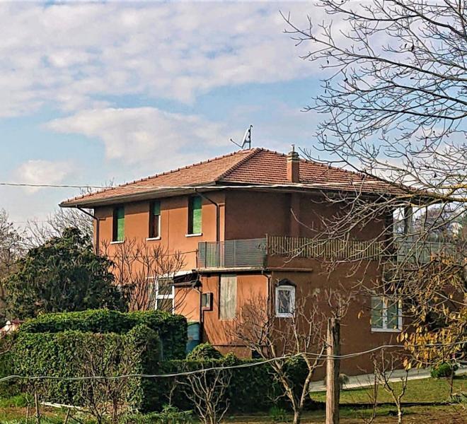 Fano - zona fenile - unifamiliare casa singola in vendita