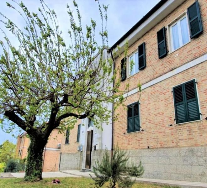 Castelleone di suasa - zona - appartamento in vendita