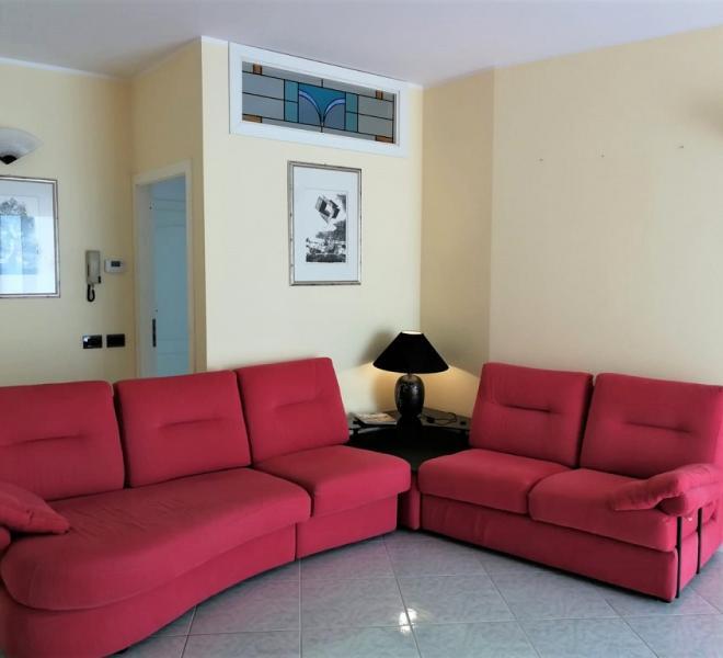 Fano - zona tombaccia - appartamento in locazione