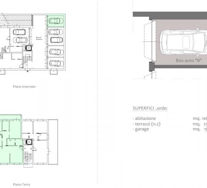 Fano - zona poderino - appartamento in vendita