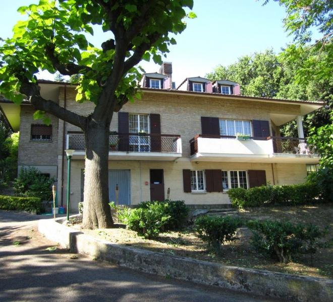 Pesaro - zona panoramica - unifamiliare villa in vendita