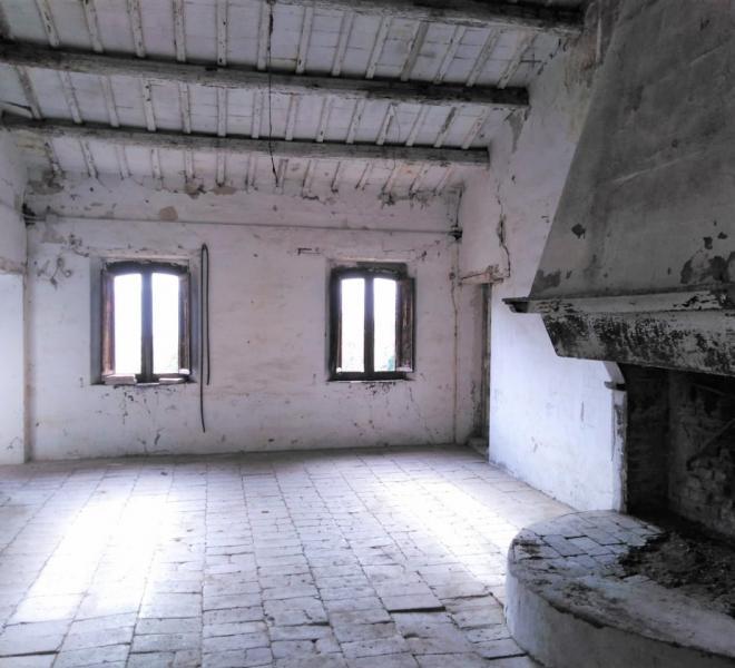 Monte porzio - zona - rustico casolare cascina in vendita