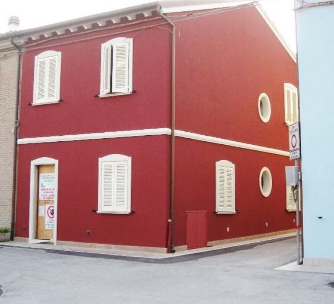Fano - zona porto - appartamento in vendita