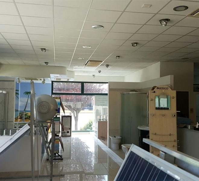 Montefelcino - zona - ufficio in locazione