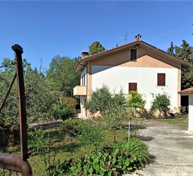 Montefelcino - zona - unifamiliare villa in vendita