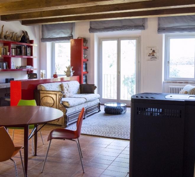 Cartoceto - zona - appartamento in vendita