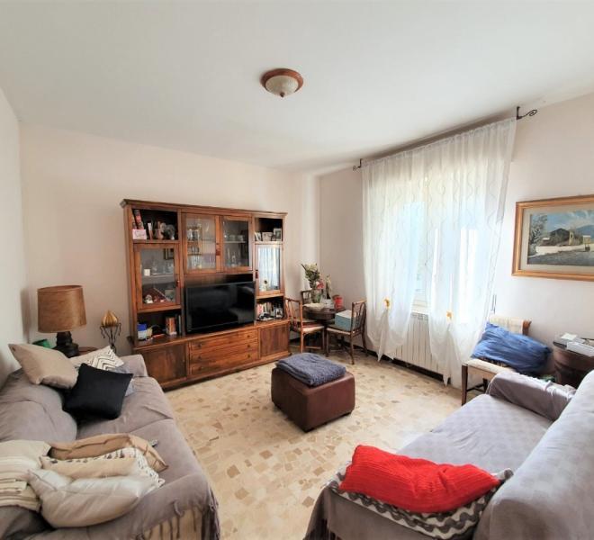 Fano - zona bellocchi - schiera bifamiliare in vendita