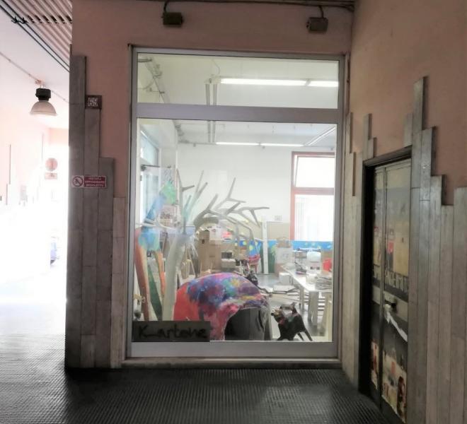 Fano - zona centro - locale commerciale negozio in locazione